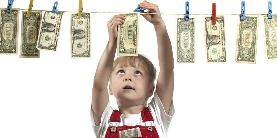 Lær ditt barn økonomi