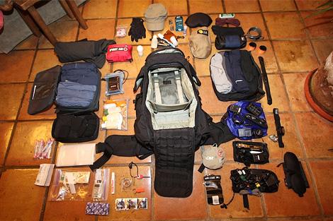 Backpacking: Hvordan pakke sekken?