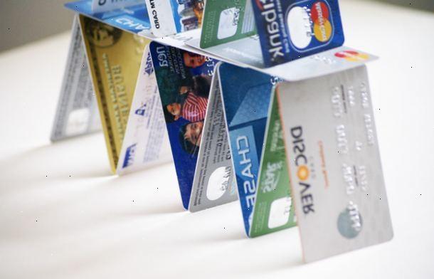Tilgang på mye kreditt – hvordan øke kredittgrensene dine!