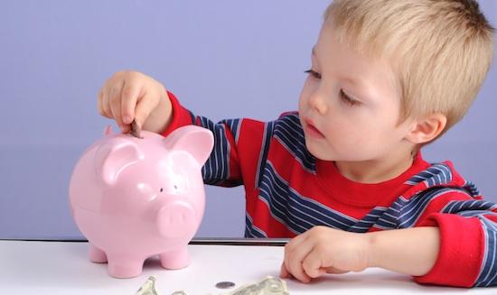 Lær ditt barn økonomi del 2