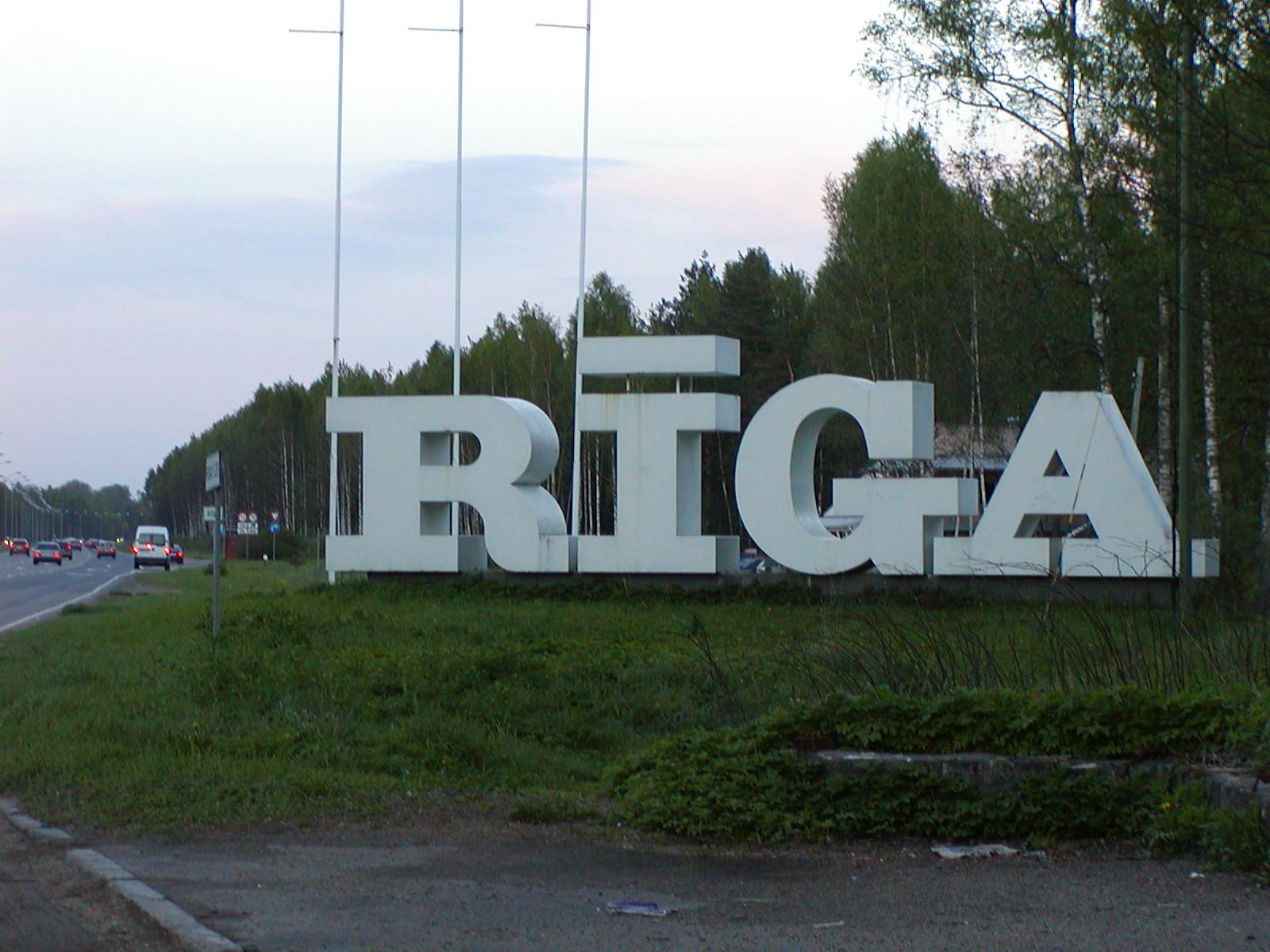 Hva koster ting i Riga?