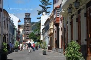 La laguna- Calle Obispo Rey Redondo