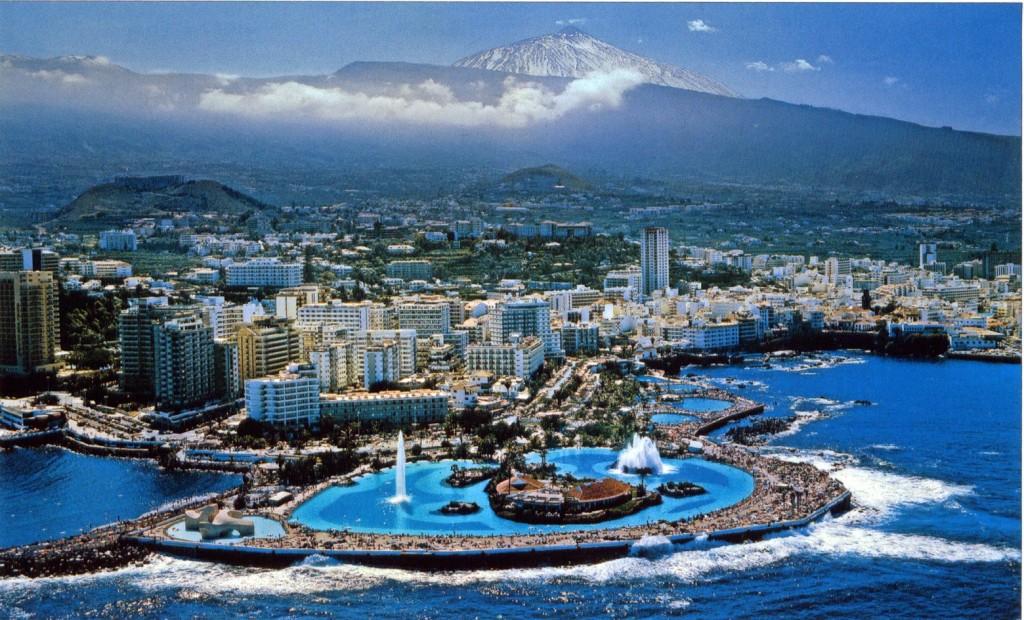 Canary-Islands-Tenerife-Puerto-de-la-Cruz