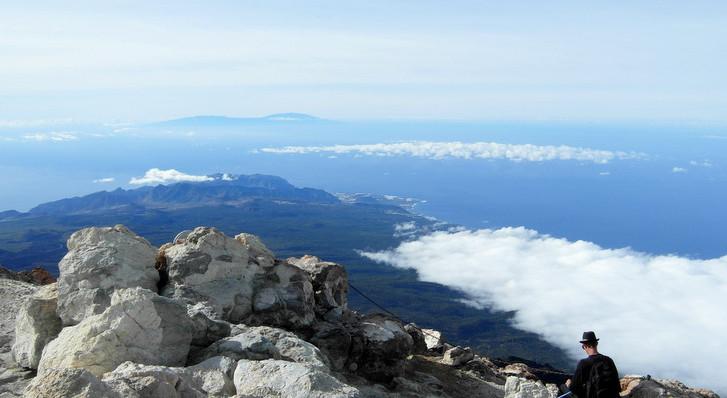Toppen av Teide