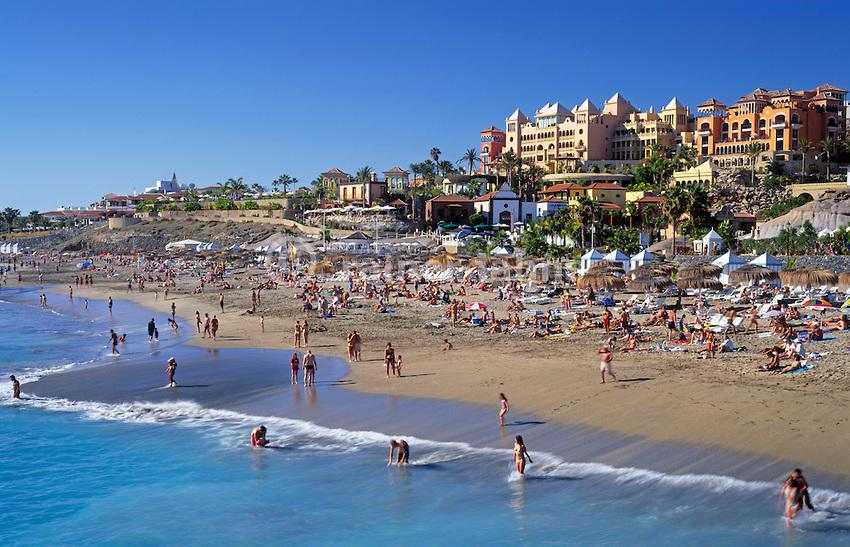 Tenerife: Fañabé