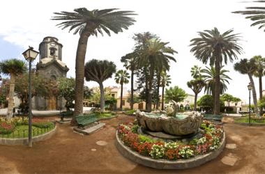 Plaza Puerto de la Cruz