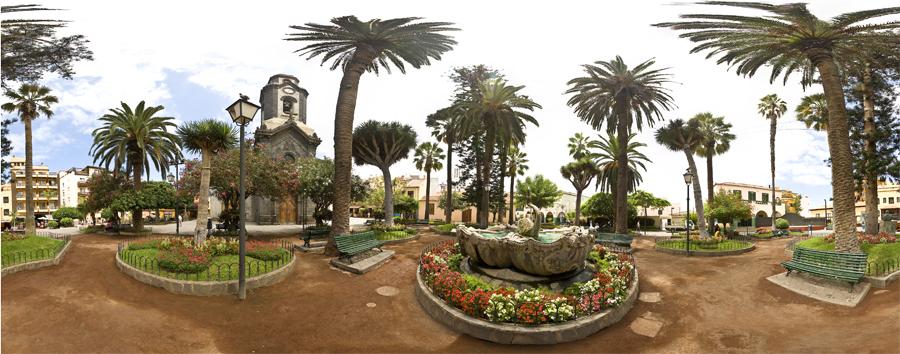 Tenerife: Puerto de la Cruz